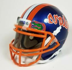 Florida Gators Blue Alternate Custom Design Schutt Authentic