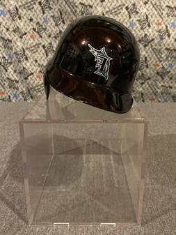 florida marlins mlb mini batting helmet authentic