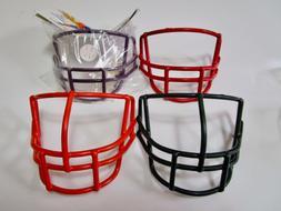Football Mini Helmet Face Mask Vintage Wingo Authenti-Kit
