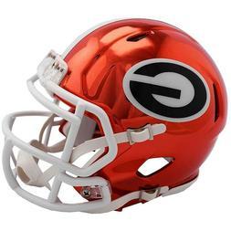 Georgia Bulldogs 2018 Alternate Chrome NCAA Riddell Speed Mi