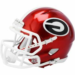 Georgia Bulldogs  NCAA Unsigned Riddell FLASH Alternate Revo