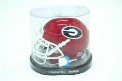 GEORGIA BULLDOGS NCAA Schutt XP Authentic MINI Football Helm