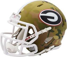 Georgia Bulldogs Riddell Camo Alternate Speed Mini Helmet