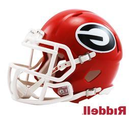 Georgia Bulldogs Riddell Speed Mini Football Helmet