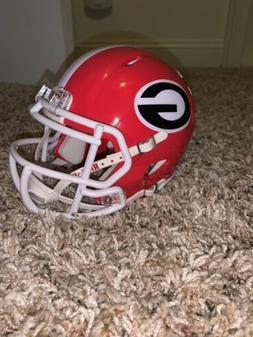 Georgia Bulldogs Upgraded Mini Helmet