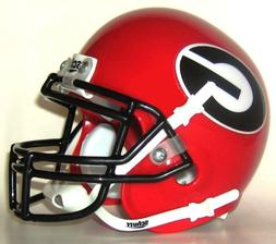 Graham Red Devils High School Mini Helmet - Graham, NC