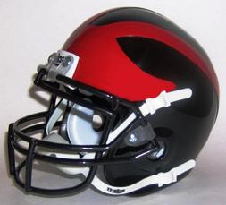 Great Falls Red Devils High School Mini Helmet - Great Falls
