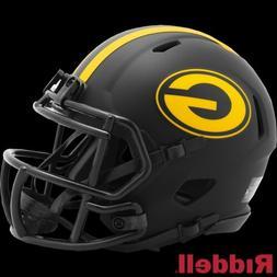 Green Bay Packers Alt Eclipse Riddell Speed Mini Helmet - Ne