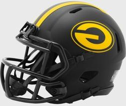 Green Bay Packers Eclipse Alternate Riddell Speed Mini Helme