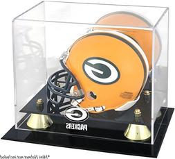 Mounted Memories Green Bay Packers Mini Helmet Display Case