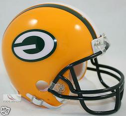 GREEN BAY PACKERS - Riddell VSR4 Mini Helmet