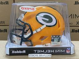 GREEN BAY PACKERS - Riddell Speed Mini Helmet