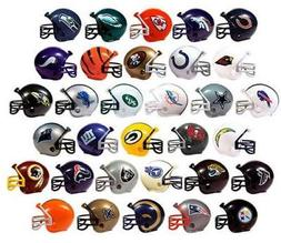GUMBALL VENDING MINI NFL HELMETS PENCIL TOPPERS ~ COMPLETE S