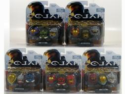 McFarlane Toys Halo 3 Mini Helmet 3-Pack - MARK VI, EOD, CQB