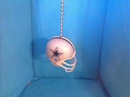 BRAND NEW NFL Mini Helmet Ceiling Fan Pull - Light Pull - Ch