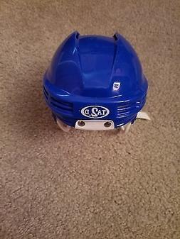 HOCKEY MINI HELMET NHL BLUE