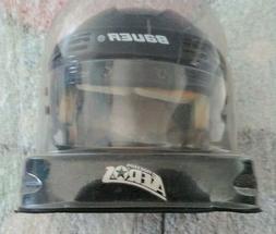 Houston Aeros Sportstar NHL Mini Mask Helmet -NEW in BOX
