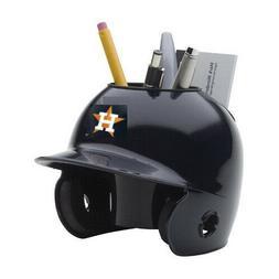 Houston Astros MLB Baseball Schutt Mini Batting Helmet Desk