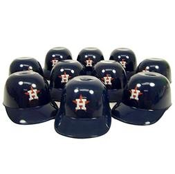 Houston Astros Official MLB 8oz Mini Baseball Helmet Ice Cre