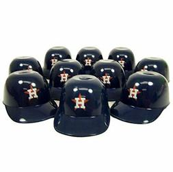 Houston Astros Official MLB 8oz Mini Baseball Helmet Ice Cre