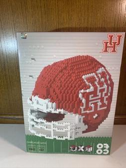 Houston Cougars Helmet BRXLZ Mini Building Blocks Constructi