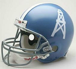 Houston Oilers NFL 1960-1962 Throwback Mini Football Helmet