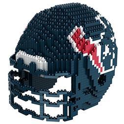 Houston Texans 3D Brxlz - Helmet