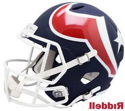 Houston Texans Full Size AMP Speed Replica Helmet New In Box