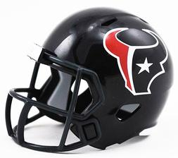 HOUSTON TEXANS NFL Riddell Speed MICRO/POCKET-SIZE/MINI Foot