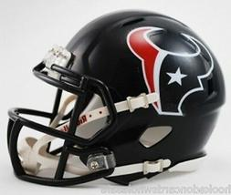 Houston Texans NFL Speed Style Replica Mini Football Helmet