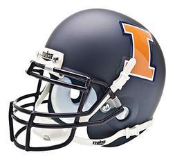 Illinois Fighting Illini NCAA Authentic Mini 1/4 Size Helmet