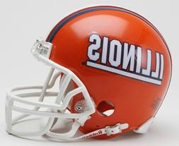 Illinois Fighting Illini NCAA Riddell Replica Mini Football