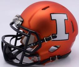 Riddell ILLINOIS FIGHTING ILLINI NCAA Revolution SPEED Mini