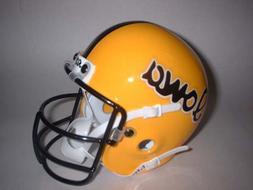 Schutt 1978 Iowa Hawkeyes Throwback Mini Helmet