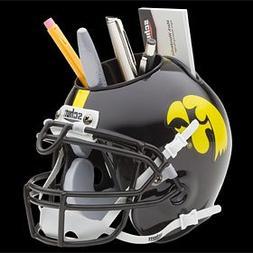 Iowa Hawkeyes NCAA Schutt Mini Helmet Desk Caddy