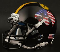 IOWA HAWKEYES NCAA Schutt XP Authentic MINI Football Helmet