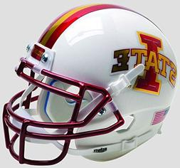 Schutt IOWA STATE CYCLONES NCAA XP Authentic MINI Football H