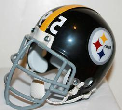 Jack Ham Pittsburgh Steelers Riddell Mini Helmet Gray or Bla