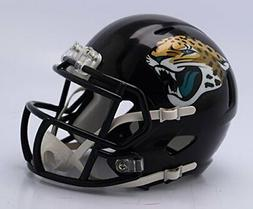 Jacksonville Jaguars 2018 Logo Riddell Revolution Speed Mini