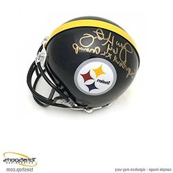 Total Sports Enterprises Jeff Hartings Autographed Pittsburg
