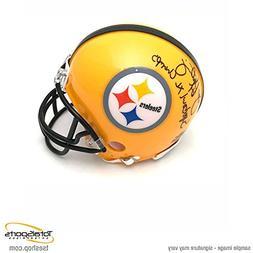 Total Sports Enterprises Jeff Hartings Autographed Pittsburg