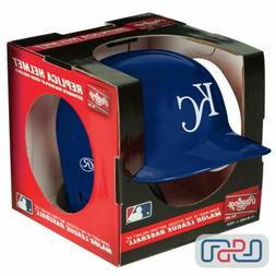 Kansas City Royals MLB Rawlings Mini Replica Baseball Helmet