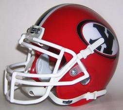 Kathleen Red Devils High School Mini Helmet - Lakeland, FL