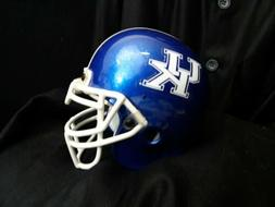 Schutt Kentucky Wildcats Mini NCAA College Football Helmet N