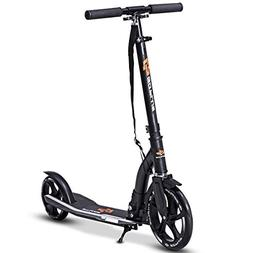 Goplus Kick Scooter for Kids Deluxe Aluminum 2 Wheels Glider