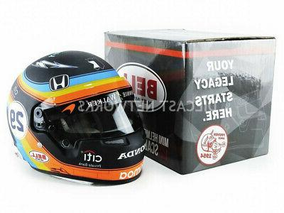 1 2 casques f alonso indy 500
