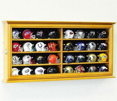 32 Pro Mini Helmet Cabinet Holders Protection,