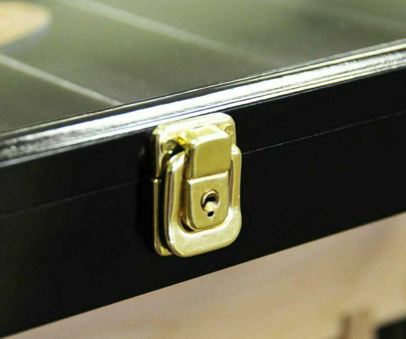Helmet Case Cabinet Holders Rack W/Uv Protection
