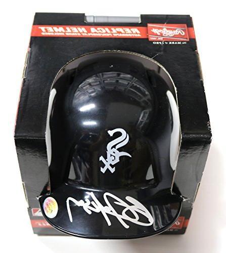 Bo Jackson Chicago White Sox Signed Autographed Mini Helmet