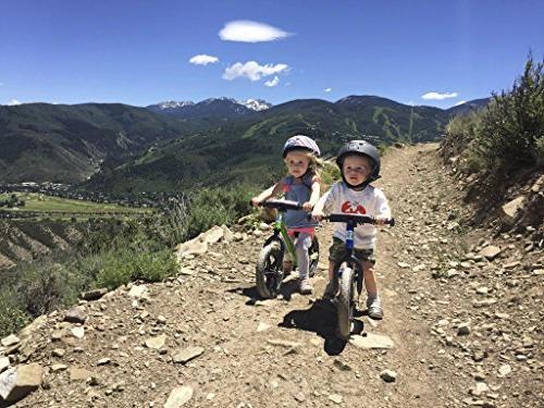 Strider Balance Bike, Ages Months Green